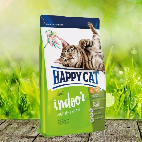 Happy Cat INDOOR Weide Lamm