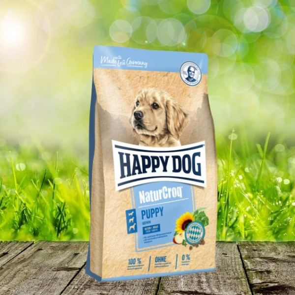 Happy Dog Premium NaturCroq Welpen