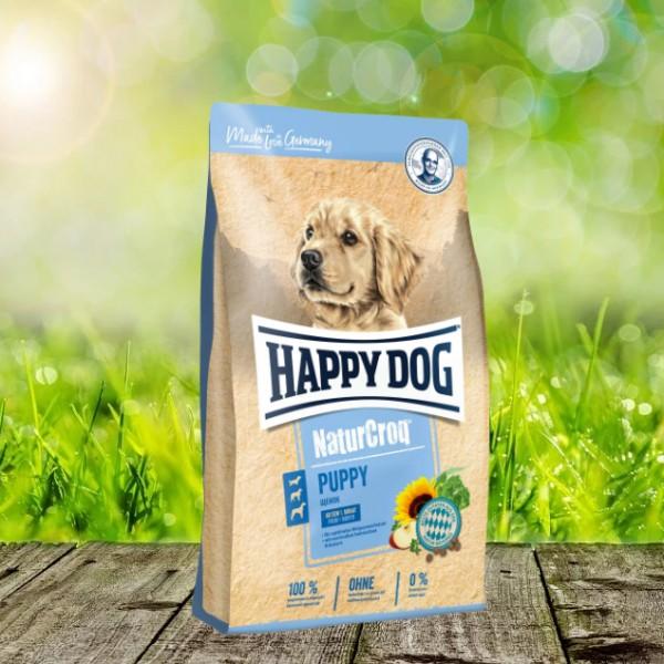 Happy Dog Premium NaturCroq Puppy
