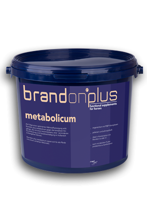 Brandon Plus Metabolicum 3 kg