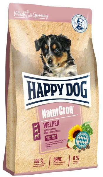 Happy Dog Premium NaturCroq Welpen