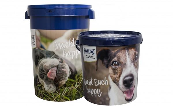 Happy Dog / Cat Futtertonne 43 Liter oder 20 Liter