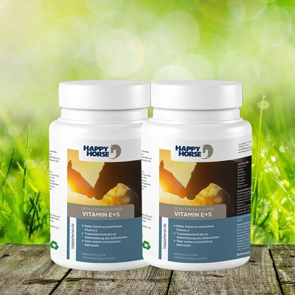 Happy Horse Superfood - Vitamin E + Selen 2 x 1 Kg