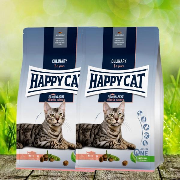 Happy Cat Culinary Adult Atlantik Lachs 2 x 10 kg