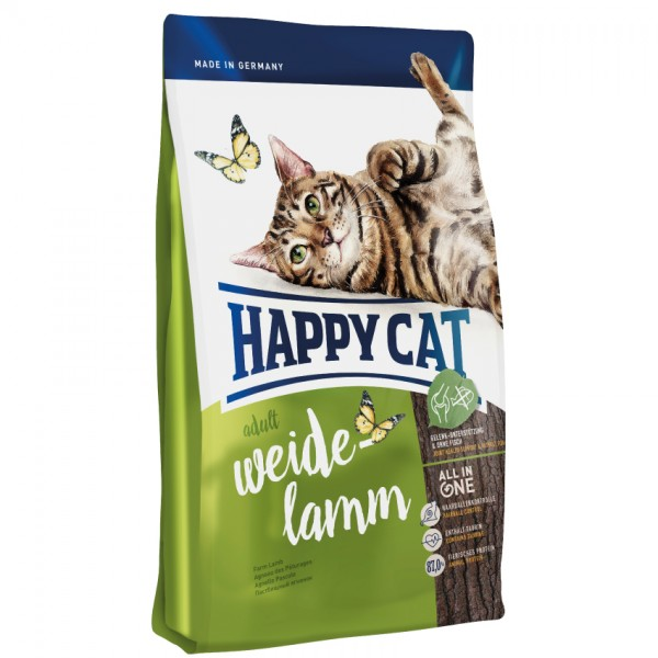 Happy Cat Adult Weide Lamm
