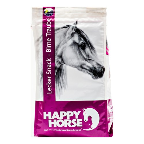 Happy Horse Lecker Snack Birne Traube