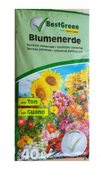 BestGreen Blumenerde