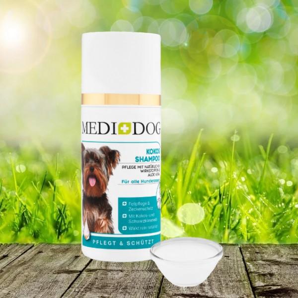 Medidog Kokos Schwarzkümmel Shampoo 100 ml