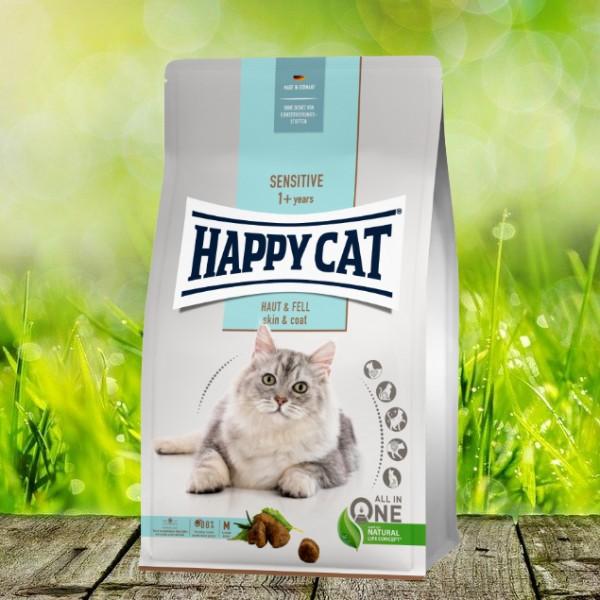 Happy Cat Sensitive Haut & Fell 4 kg