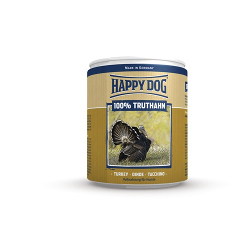 Happy Dog Truthahn Pur 400 g