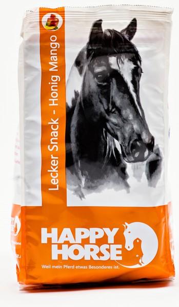 Happy Horse Lecker Snack Honig Mango 7 x 1 kg