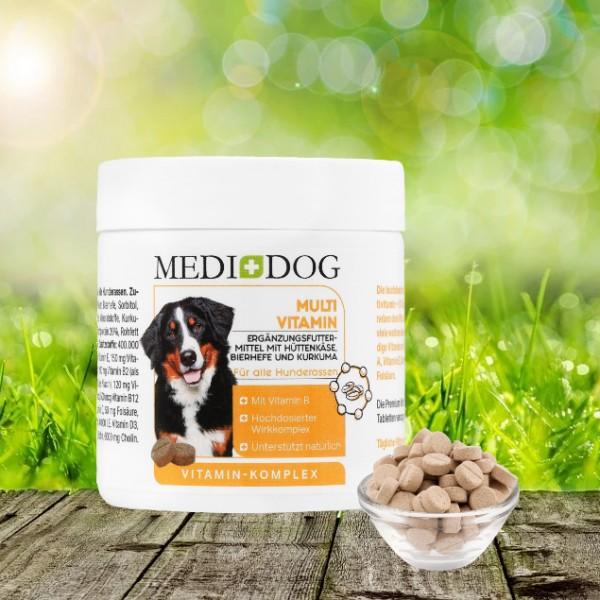 Medidog Multi Vitamin 120 g-Copy