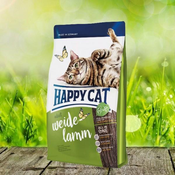 Happy Cat Adult Weide Lamm