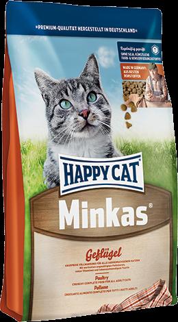 Happy Cat Minkas Geflügel
