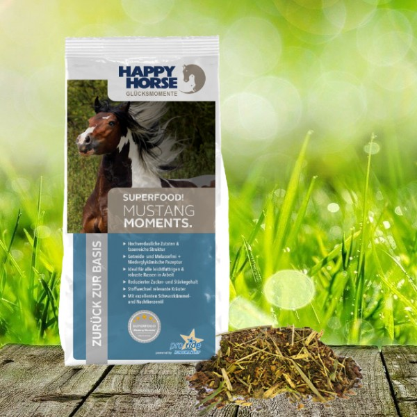 "Happy Horse Superfood ""Mustang"" - 2 x 14 Kg"