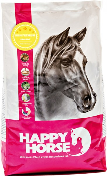"Happy Horse High Premium ""Lieblings Müsli"" (Basis Kräuter Müsli)"