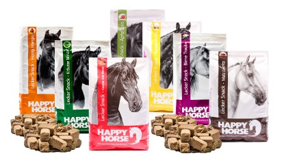 Happy Horse Lecker Snack Multibox 7 x 1 kg = 7 kg