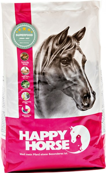 "Happy Horse Superfood ""Kräuter Aktiv"" ( Sensitive Kräuter )"