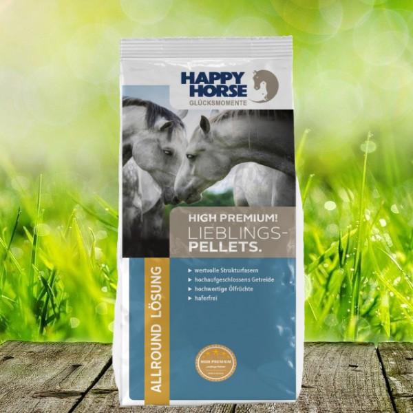 """Happy Horse High Premium """"Lieblings-Pellets"""" -14 Kg"""