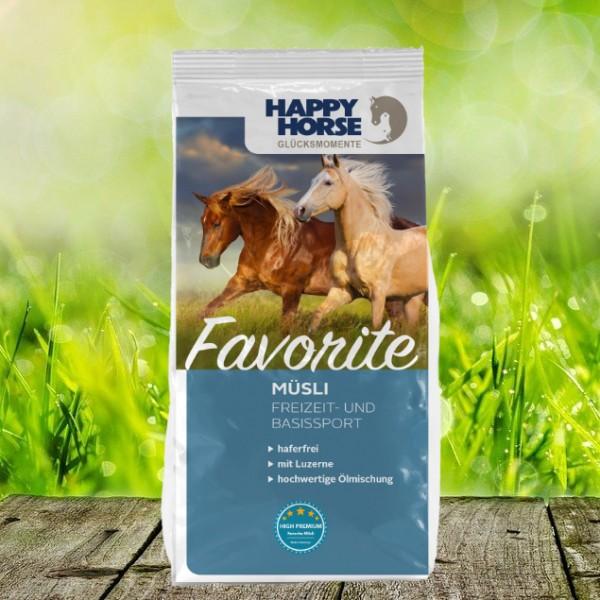 "Happy Horse ""Favorite"" *NEW* - 14 Kg"