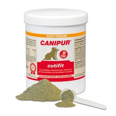 Canipur cutifit + 400g Happy Dog Pur Dose *Gratis*