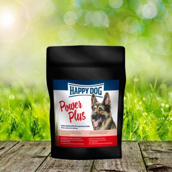 Happy Dog PowerPlus Ergänzungsfutter 900 gr.