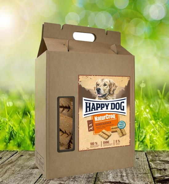 Happy Dog NaturCroq Belohungssnack Hundekuchen 5 kg