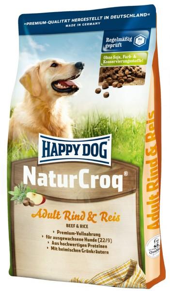 Premium Natur Croq Rind & Reis