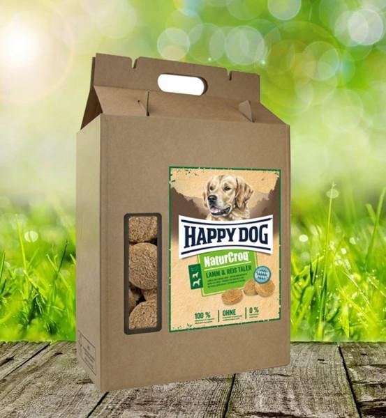 Happy Dog NaturCroq Belohungssnack Lamm & Reis Taler 5 kg