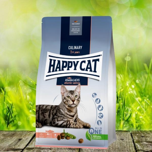 Happy Cat Culinary Adult Atlantik Lachs 10 kg