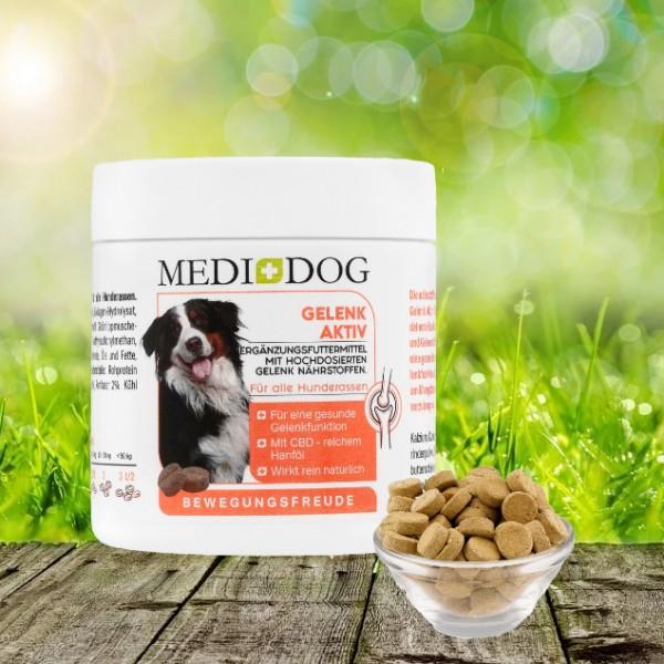 Medidog Gelenk Aktiv Tabletten 120 g