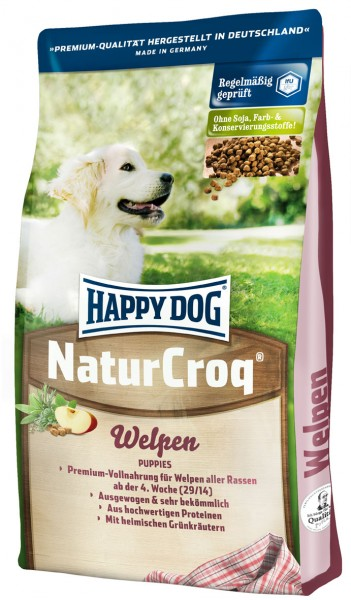 Happy Dog Natur Croq Welpen