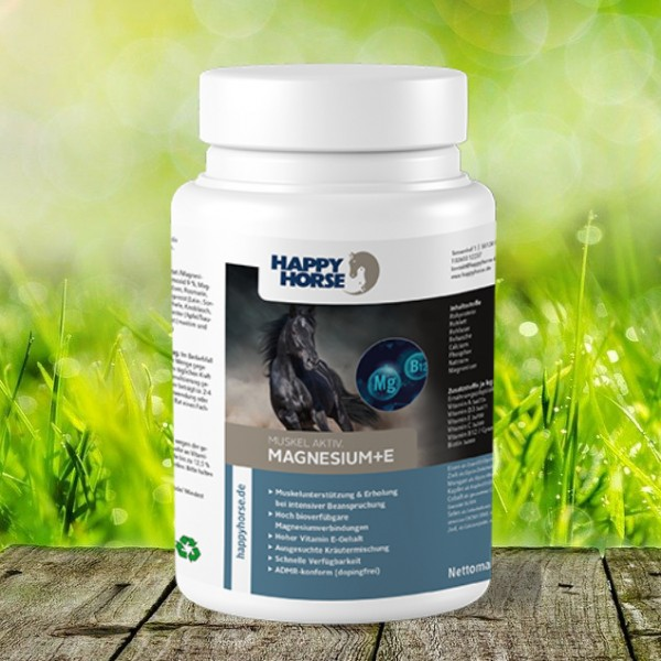 Happy Horse Sensitive - Magnesium + E 1 Kg