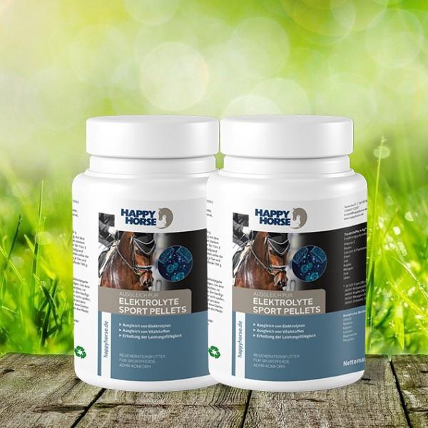 Happy Horse Elektrolyte Sport Pellets 2 x 1000 g