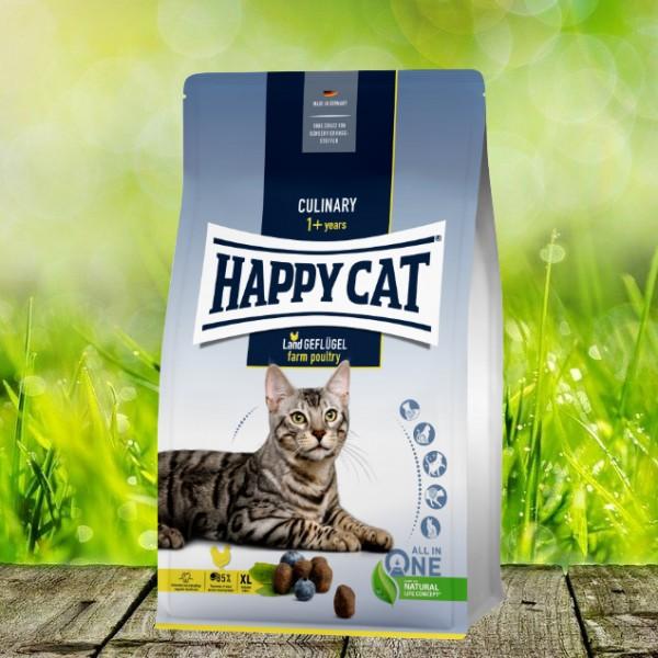 Happy Cat Culinary Adult Land Geflügel 10 kg