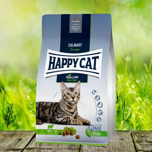 Happy Cat Culinary Adult Weide-Lamm 10 kg