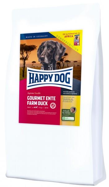 Happy Dog Gourmet Ente Farm Duck *Sonderedition* - Die Alternative zu Happy Dog Africa