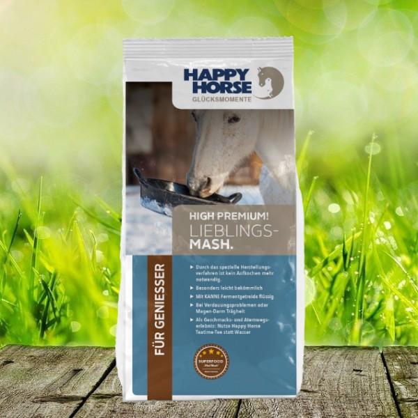 Happy Horse High Premium Lieblings Mash (Sensitive Vital Mash) 14 kg