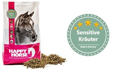 Happy Horse Sensitive Kräuter