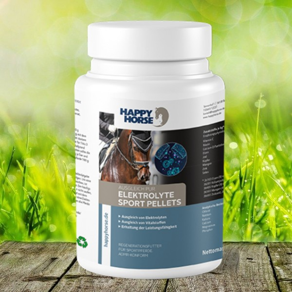 Happy Horse Elektrolyte Sport Pellets 1000 g