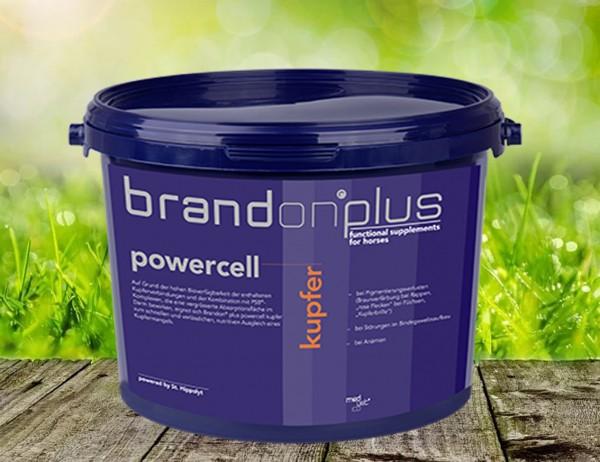 Brandon Plus Powercell Kupfer 3 kg