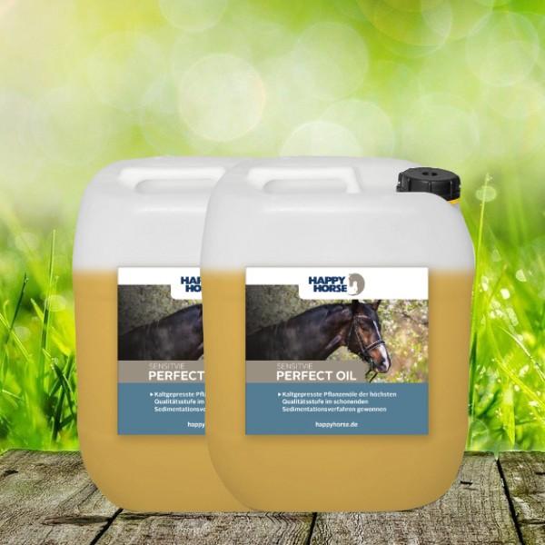 Happy Horse Sensitive perfect oil 2 x 2,5 Liter