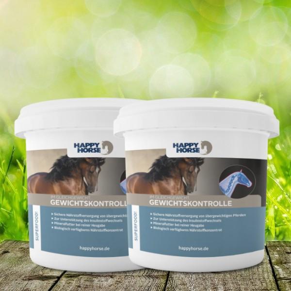 Happy Horse Superfood Gewichtskontrolle 2 x 5 Kg