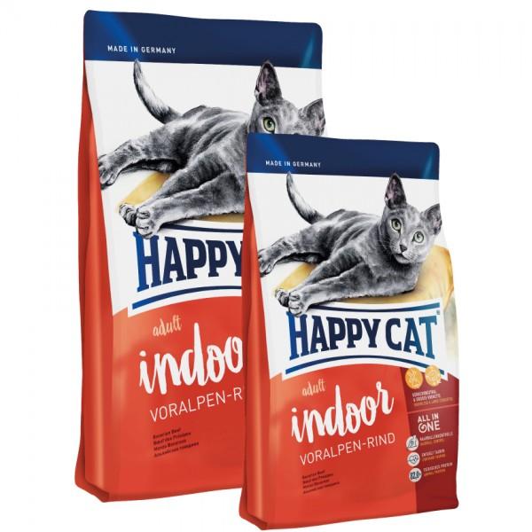 Happy Cat INDOOR Voralpen Rind