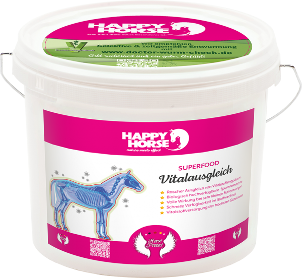 Happy Horse Superfood Vitalausgleich