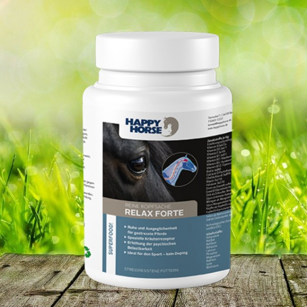 Happy Horse Superfood Relax forte 1000 g