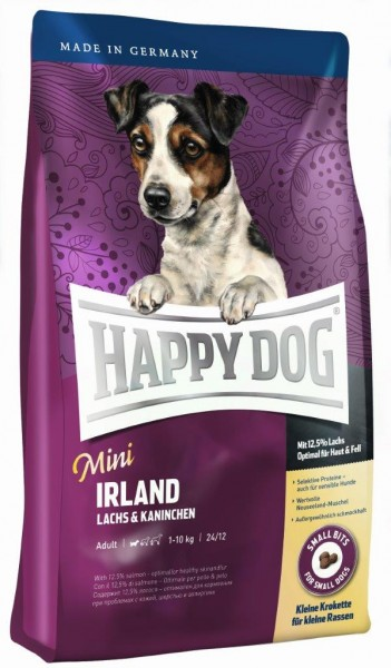 Happy Dog Mini Irland 4 kg + 1 kg *Gratis*