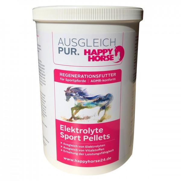 Happy Horse Elektrolyte Sport Pellets 1000 g