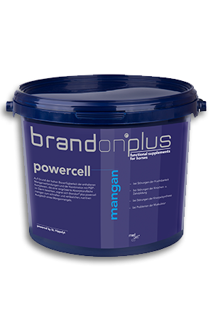 Brandon Plus Powercell Mangan 3 kg