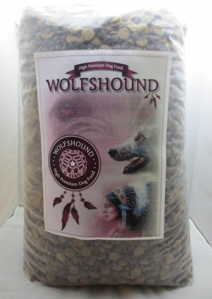 Wolfshound High Premium Dog Food - Hundevollkost 20 kg